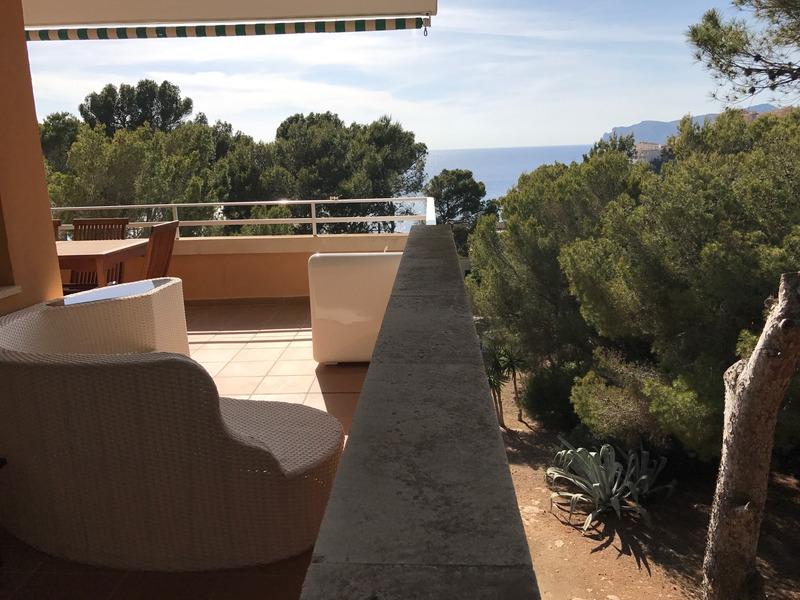 Meerblick Wohnung Mallorca
