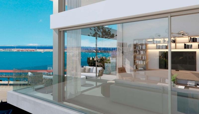 Buy luxury penthouse in Palma