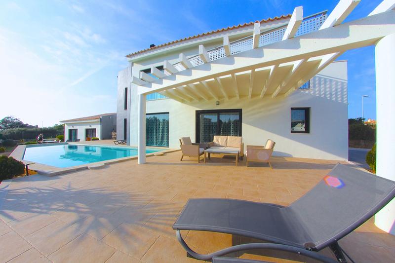 Buy modern villa