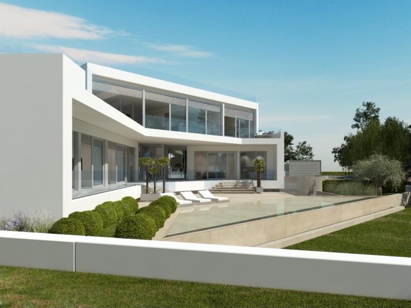 Villa im Südwesten von Mallorca