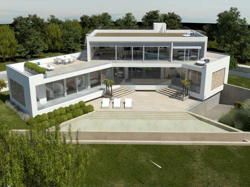Villa kaufen