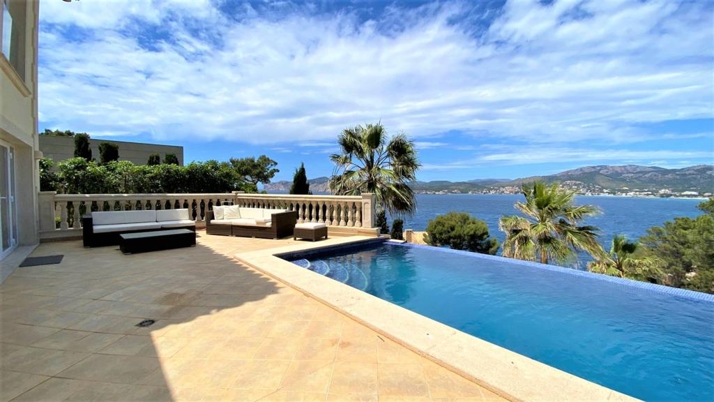 Villa Meerblick Mallorca