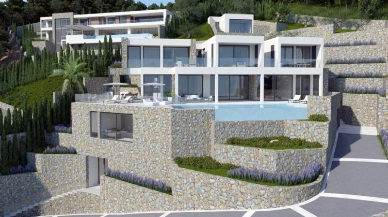 kaufen minimalistische Villa