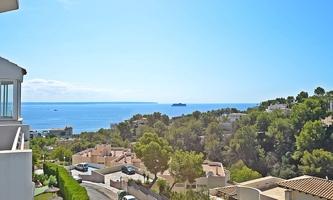 Atico Duplex con vistas al mar