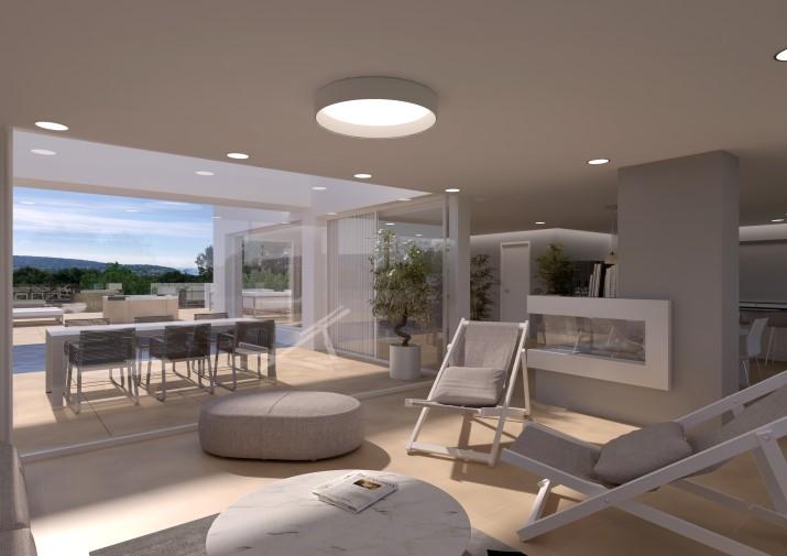 Neubau Villa Mallorca