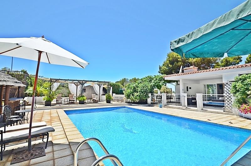Villa mit Meerblick kaufen