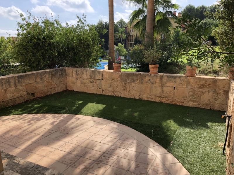 Wohnung mit Garten mallorca