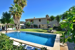 Traditional finca completely restored for long term renting