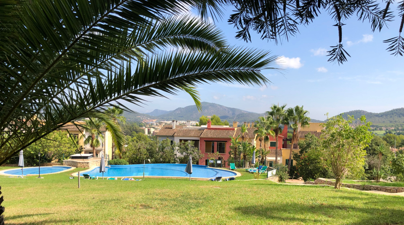 Penthaus Ruhig Mallorca