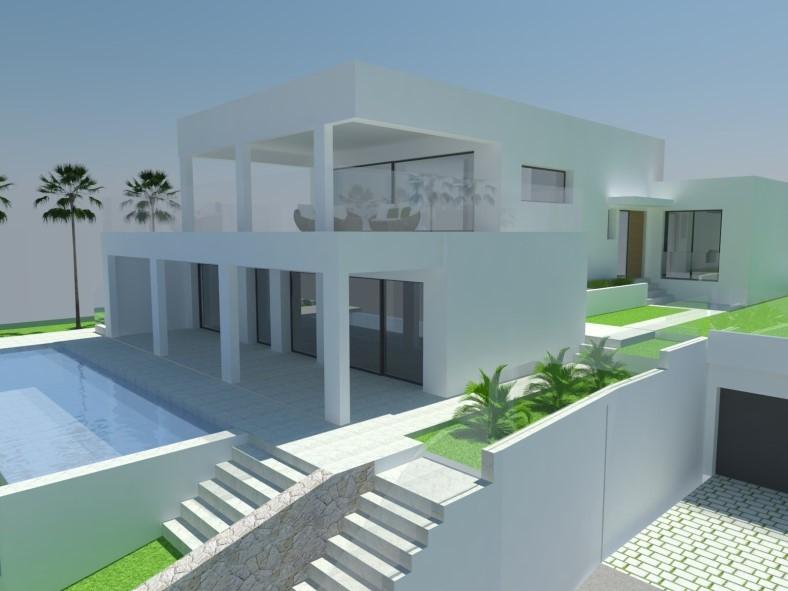 Neubau Villa