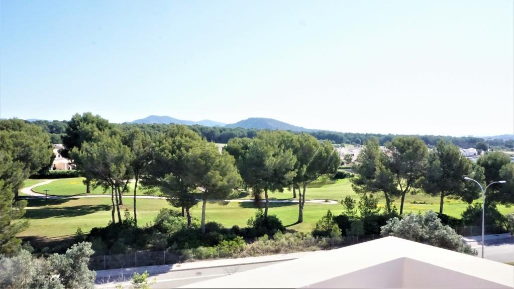 Penthaus Golfplatz