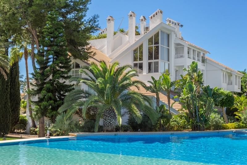 Residenz Los Jardines Porto de Golf