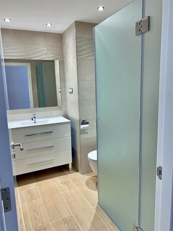 renovierte Wohnung Meerblick