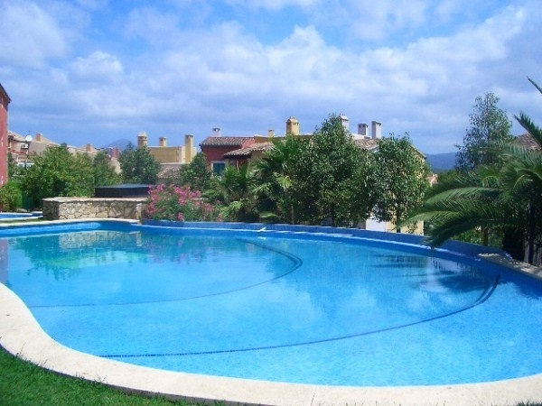 1 Pool Wohnung Santan Ponsa Mallorca