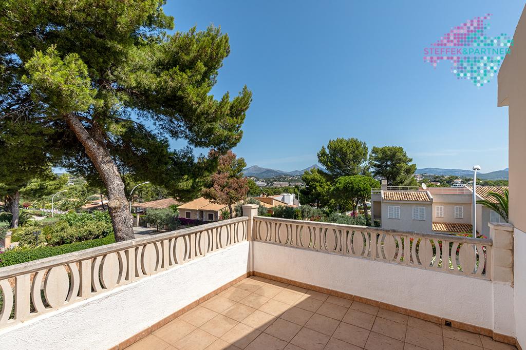 view villa for sale