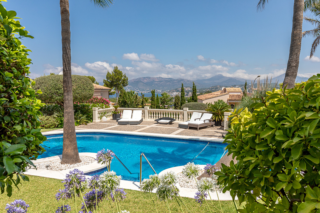 Luxus Villa Meerblick