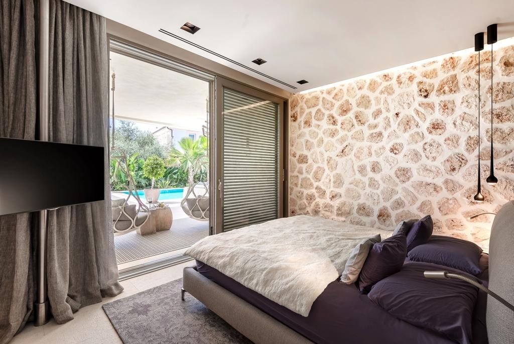 Schlafzimemr Villa