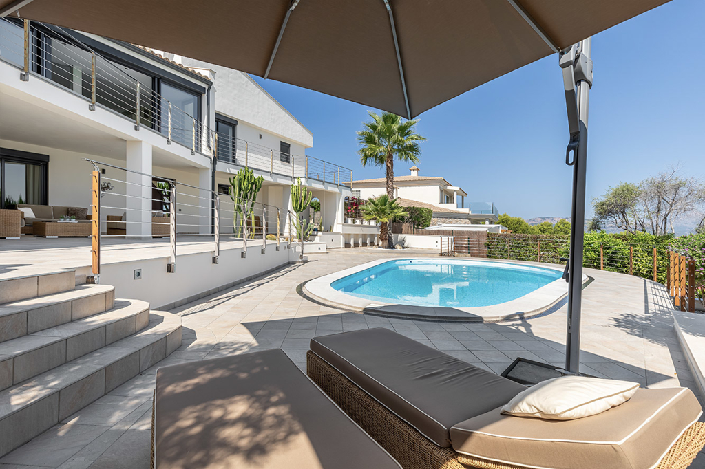 Meerblick Villa