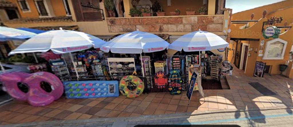Suparmarkt Cala Fornells