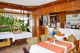 Empfang Restaurant