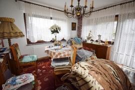 heller Essplatz im Wohnzimmer