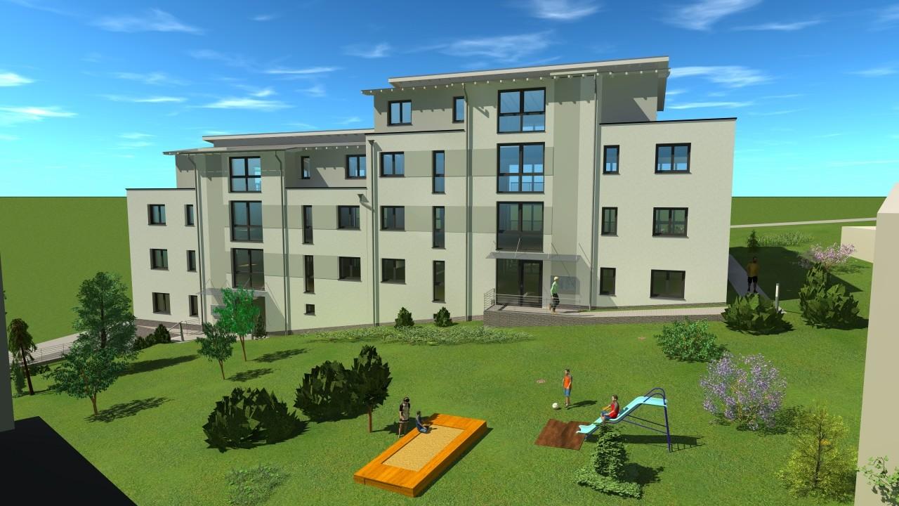 Neubau-Mietwohnungen im 2. Bauabschnitt...
