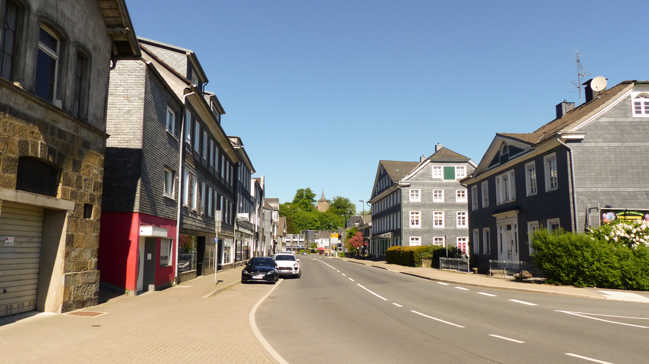 Blick zur Altstadt