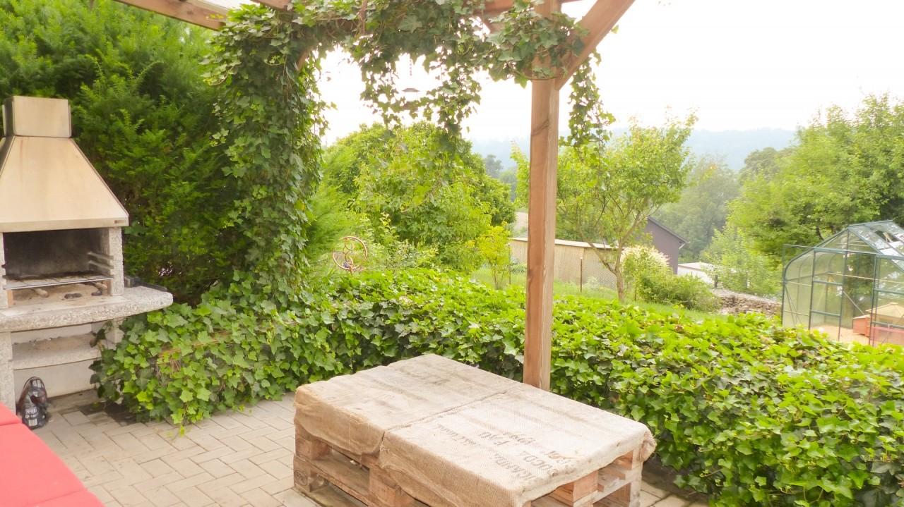 Eine weitere Terrasse