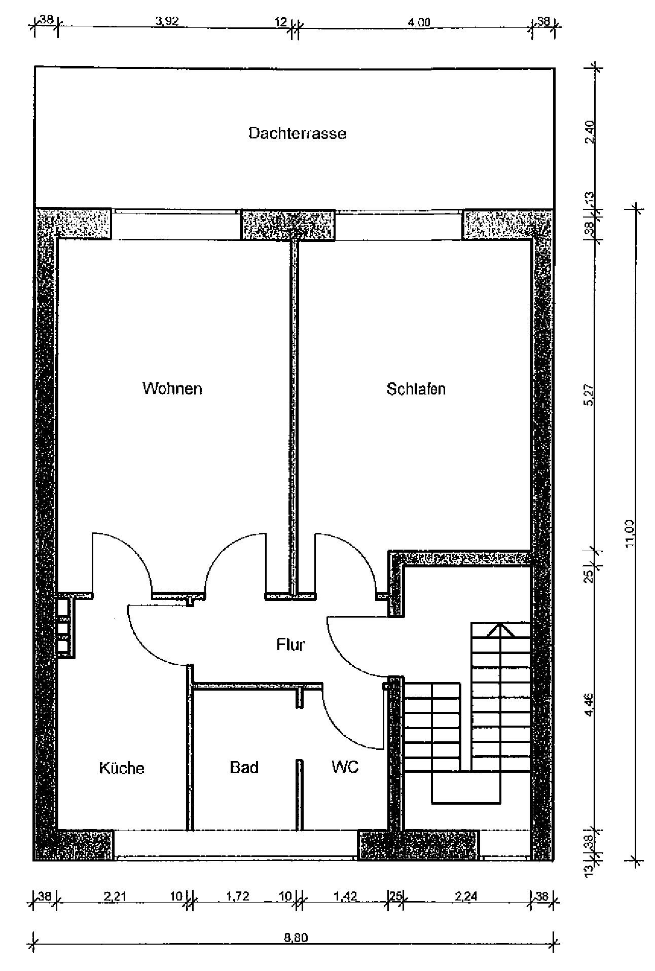 Wohnung 1. Obergeschoss