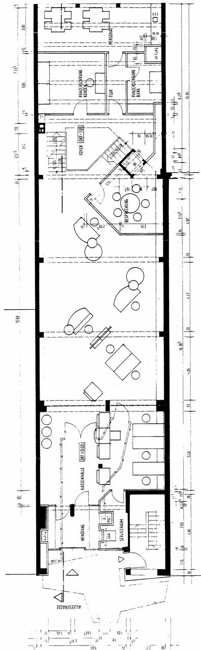 Gewerbe Erd- und Obergeschoss mit Galeri