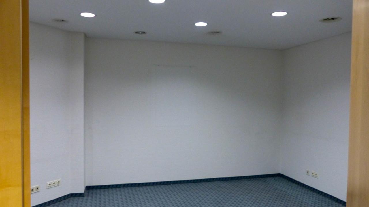 helles Einzelbüro