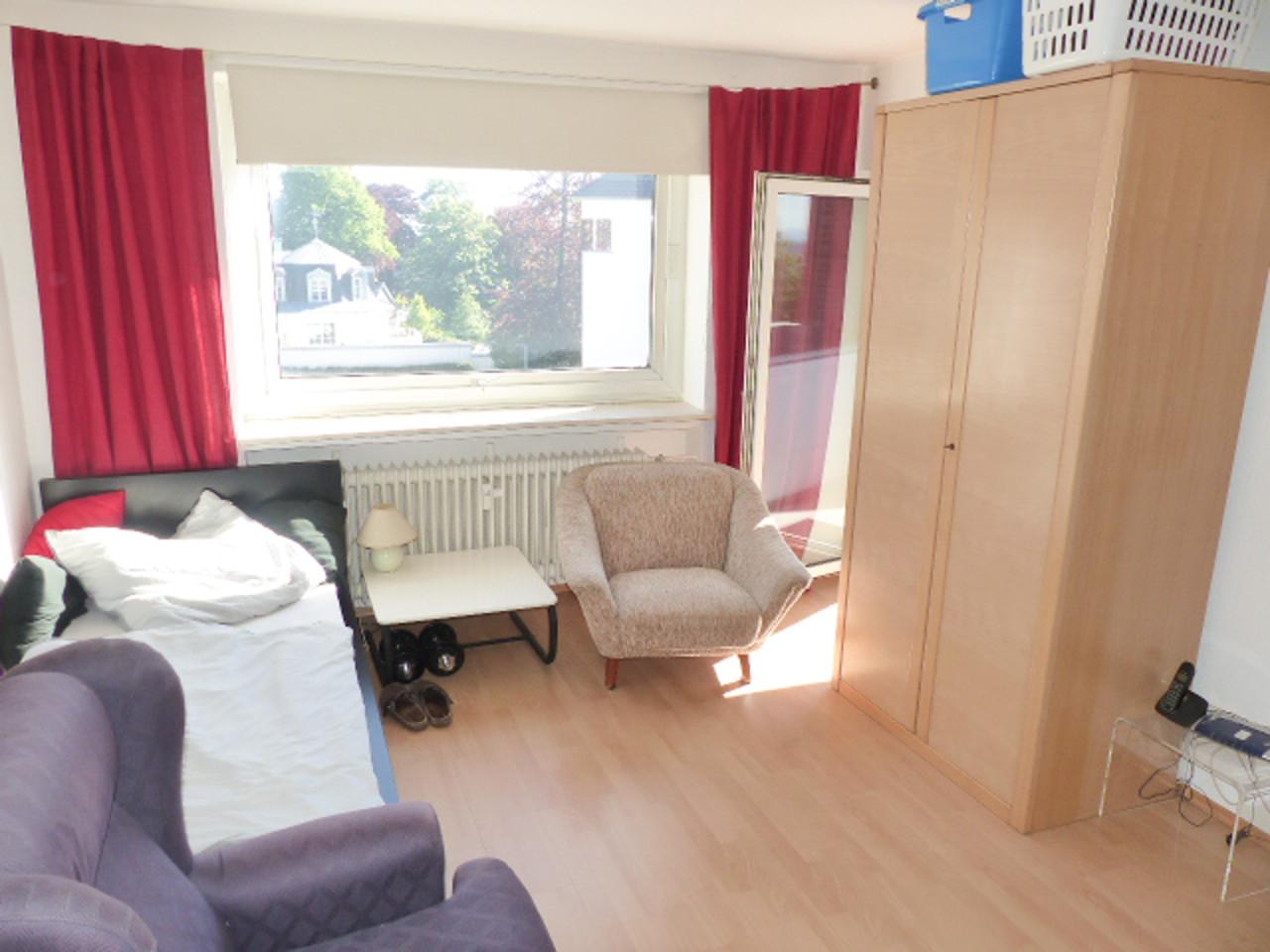 Wohn- und Schafzimmer 1