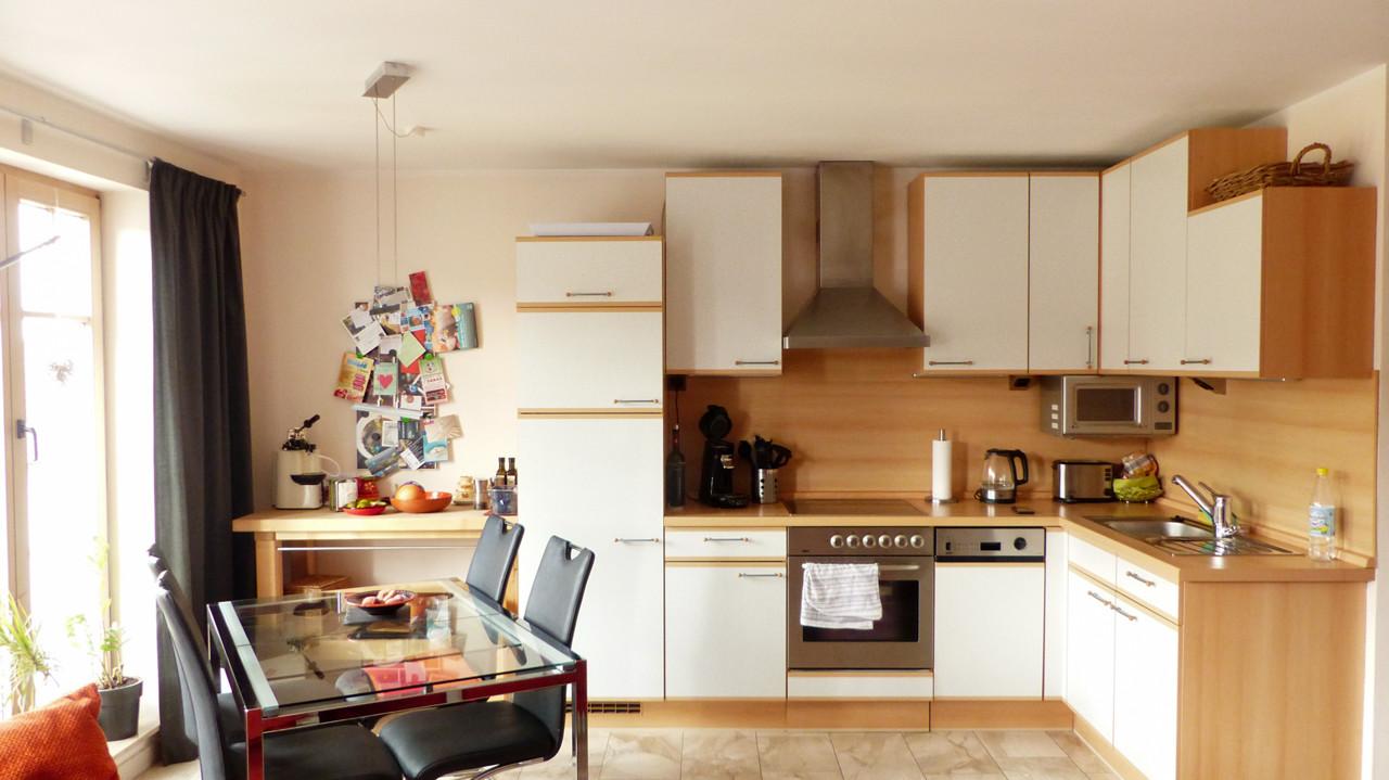 offener Küche (inklusive) und...