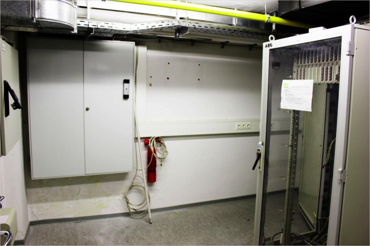 Technik- und Serverraum