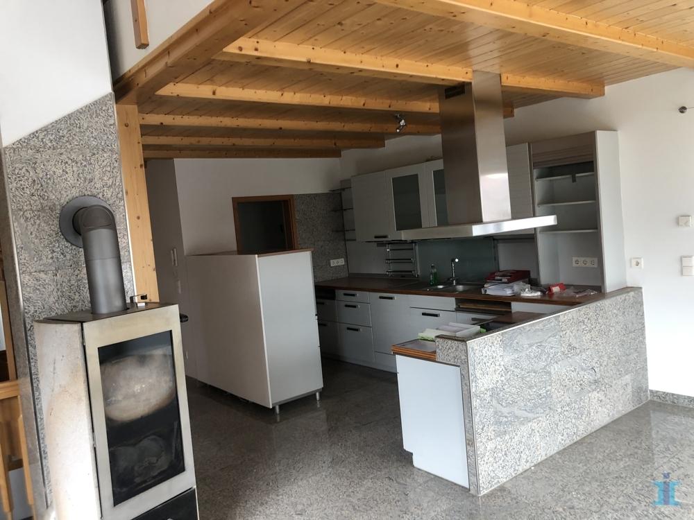 Wohnen/Küche OG 3