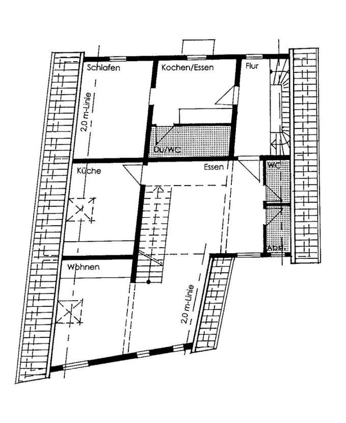 Grundriss OG 1 (Entwurf)