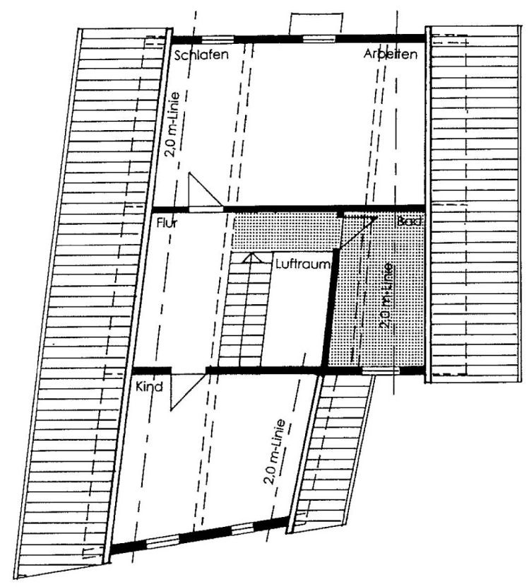 Grundriss DG (Entwurf)