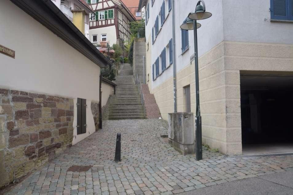 Hof-Einfahrt