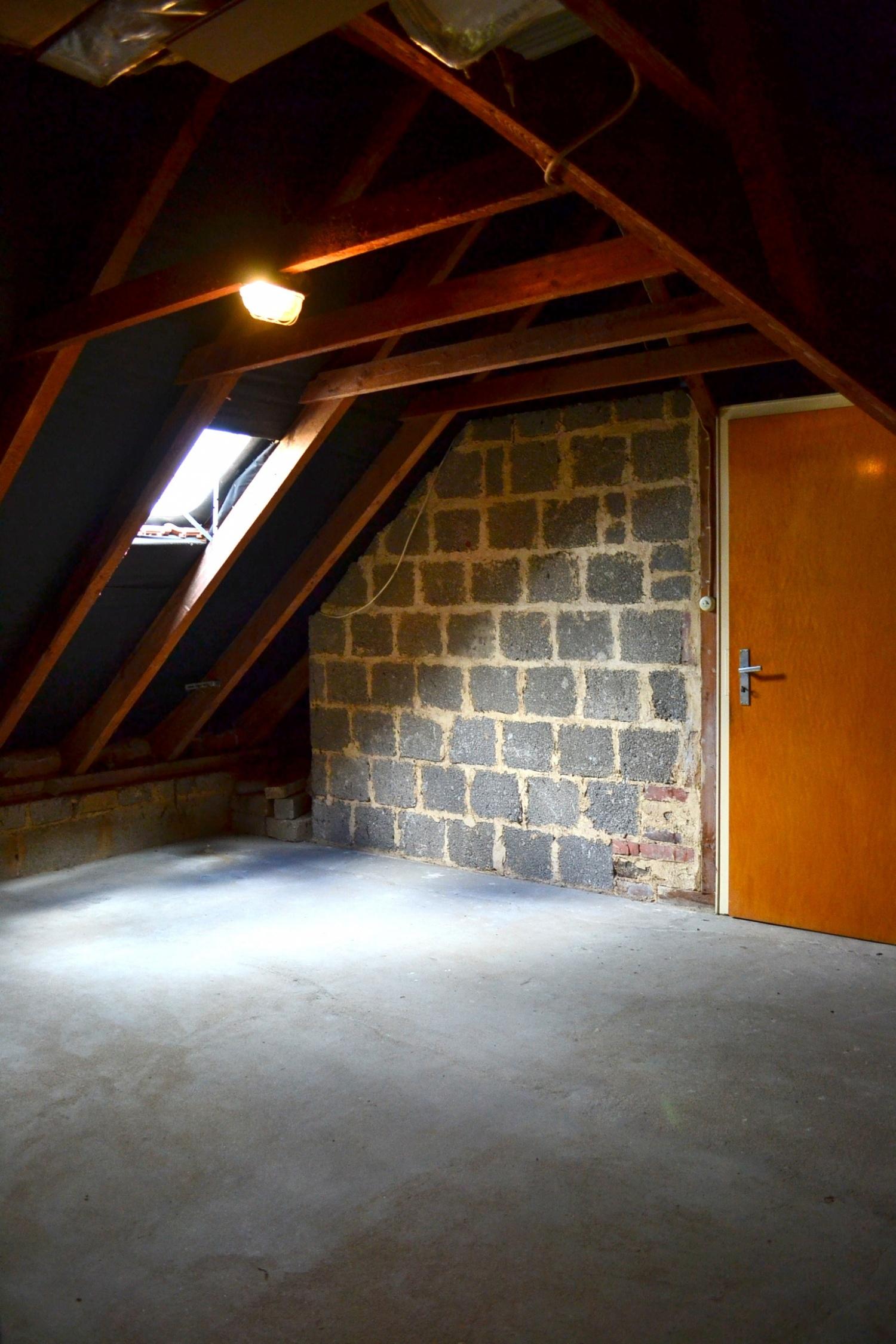 Dach 1 hoch