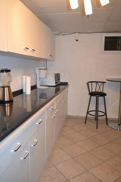Küche Keller weiß