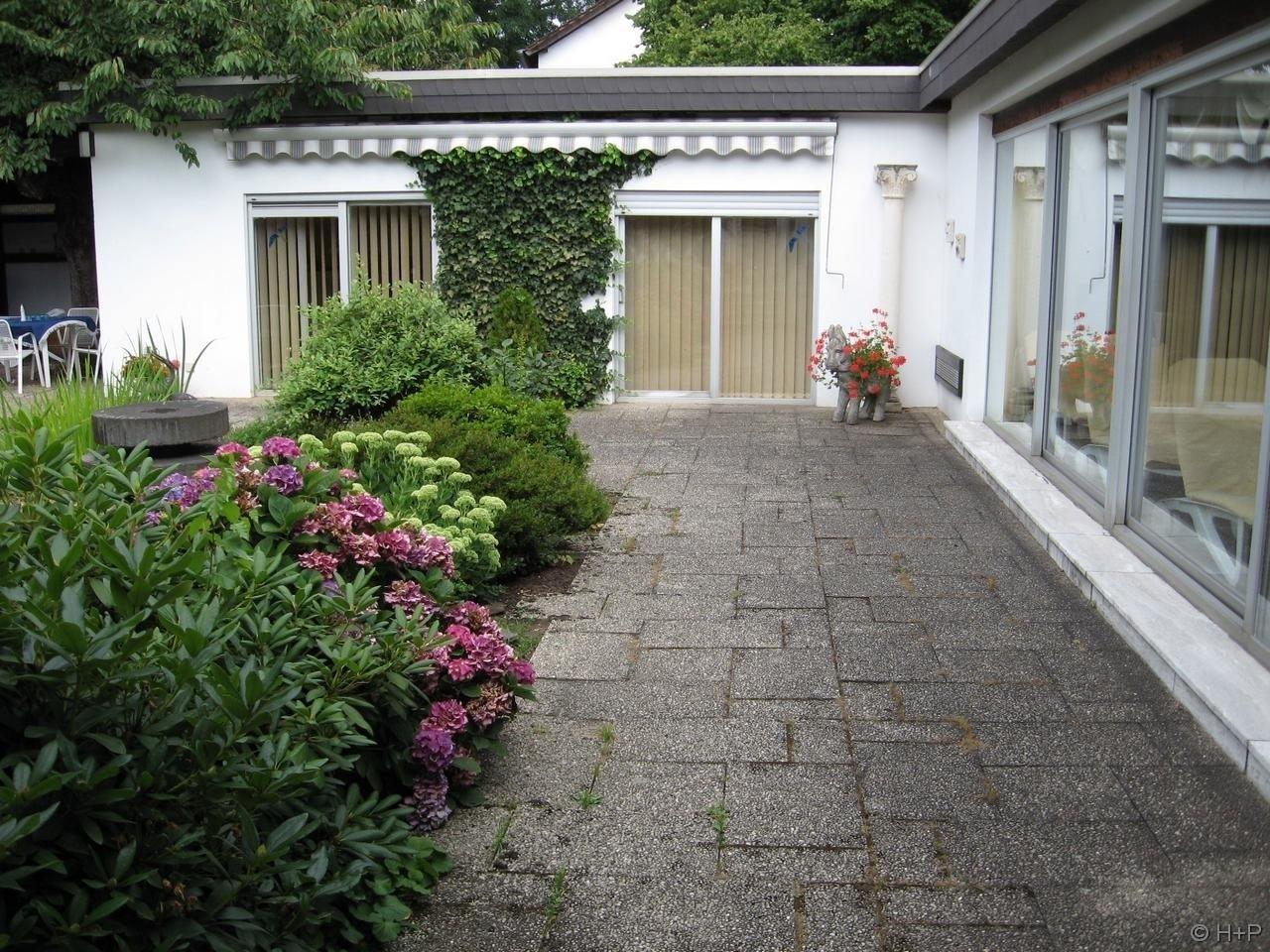 Terrasse Seite