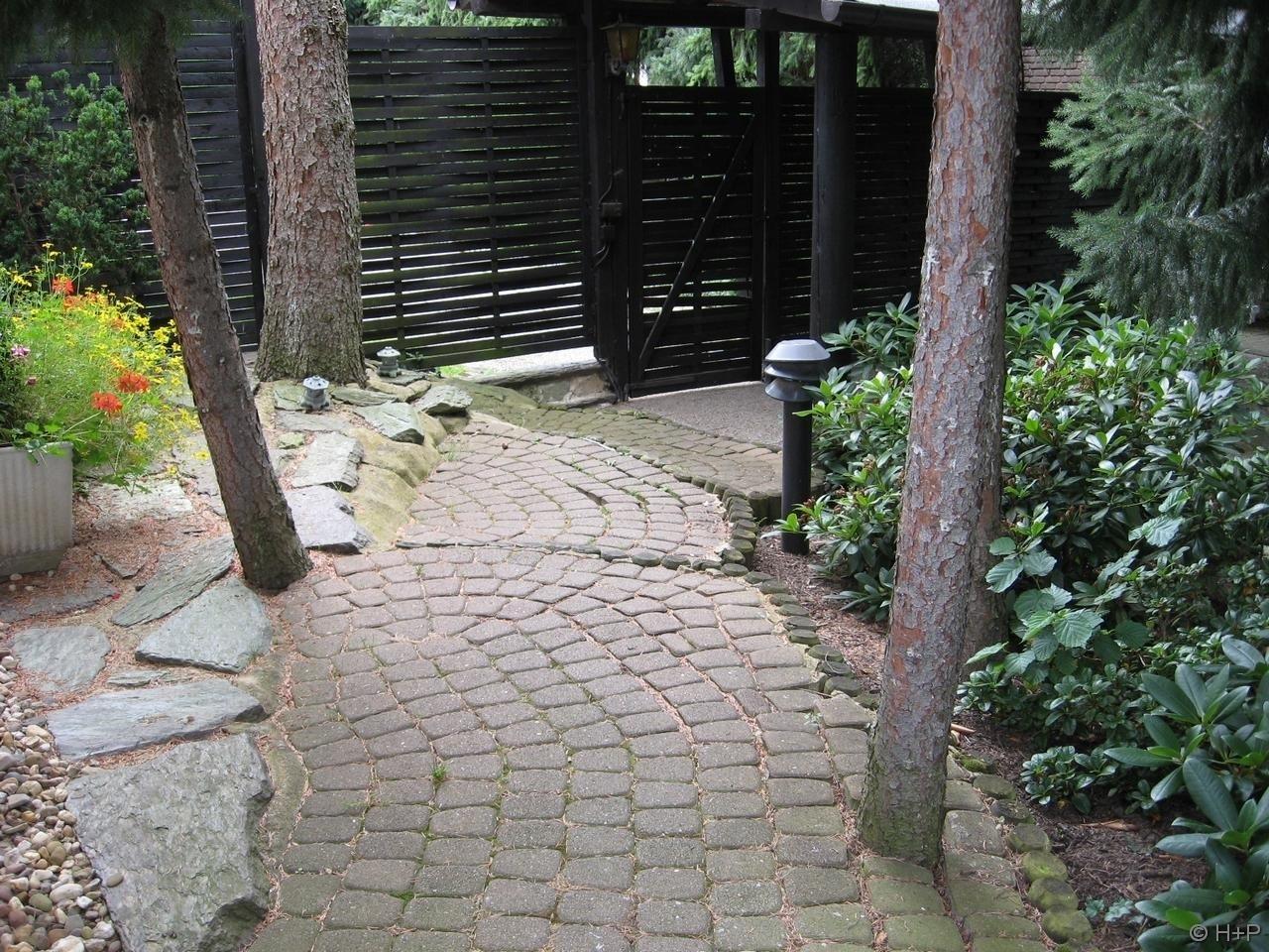 Weg Garten