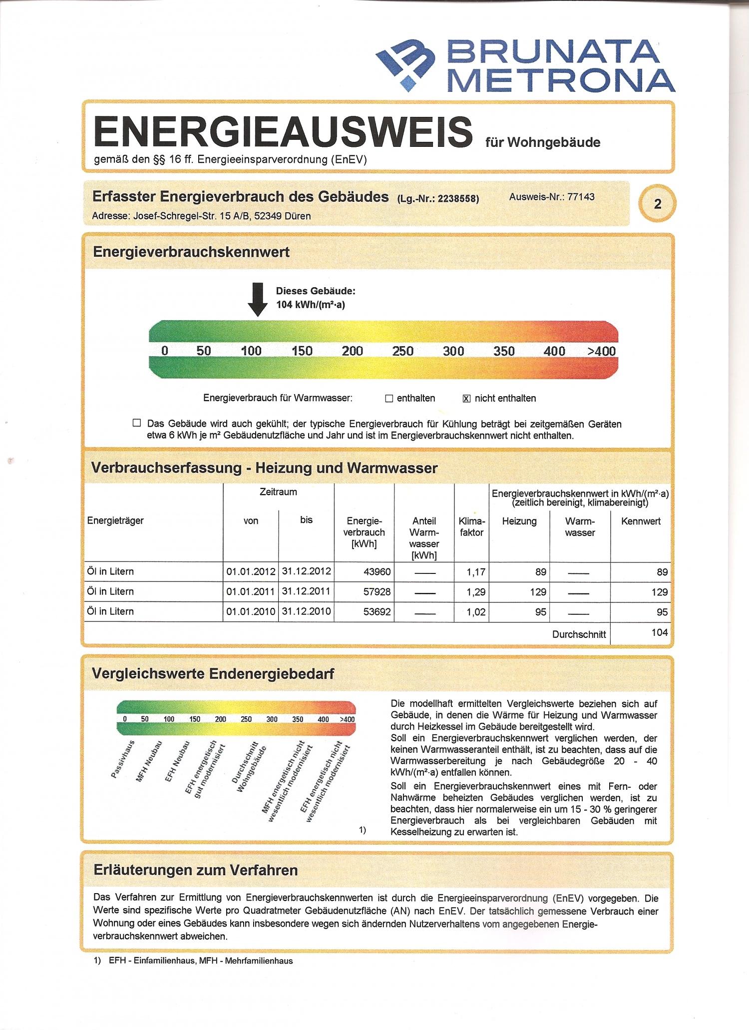 Energieausweis Josef-Schregel-Str. 15