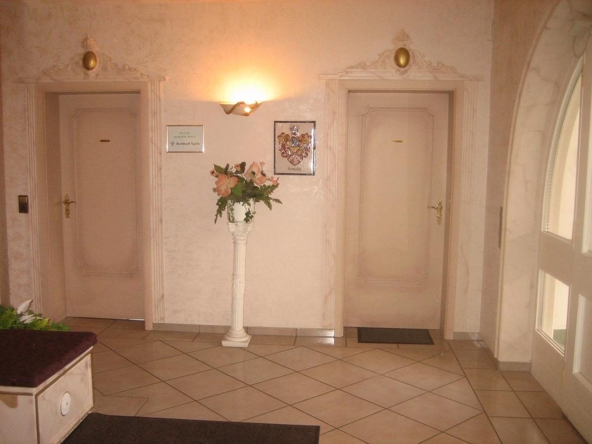 Türen Empfangshalle