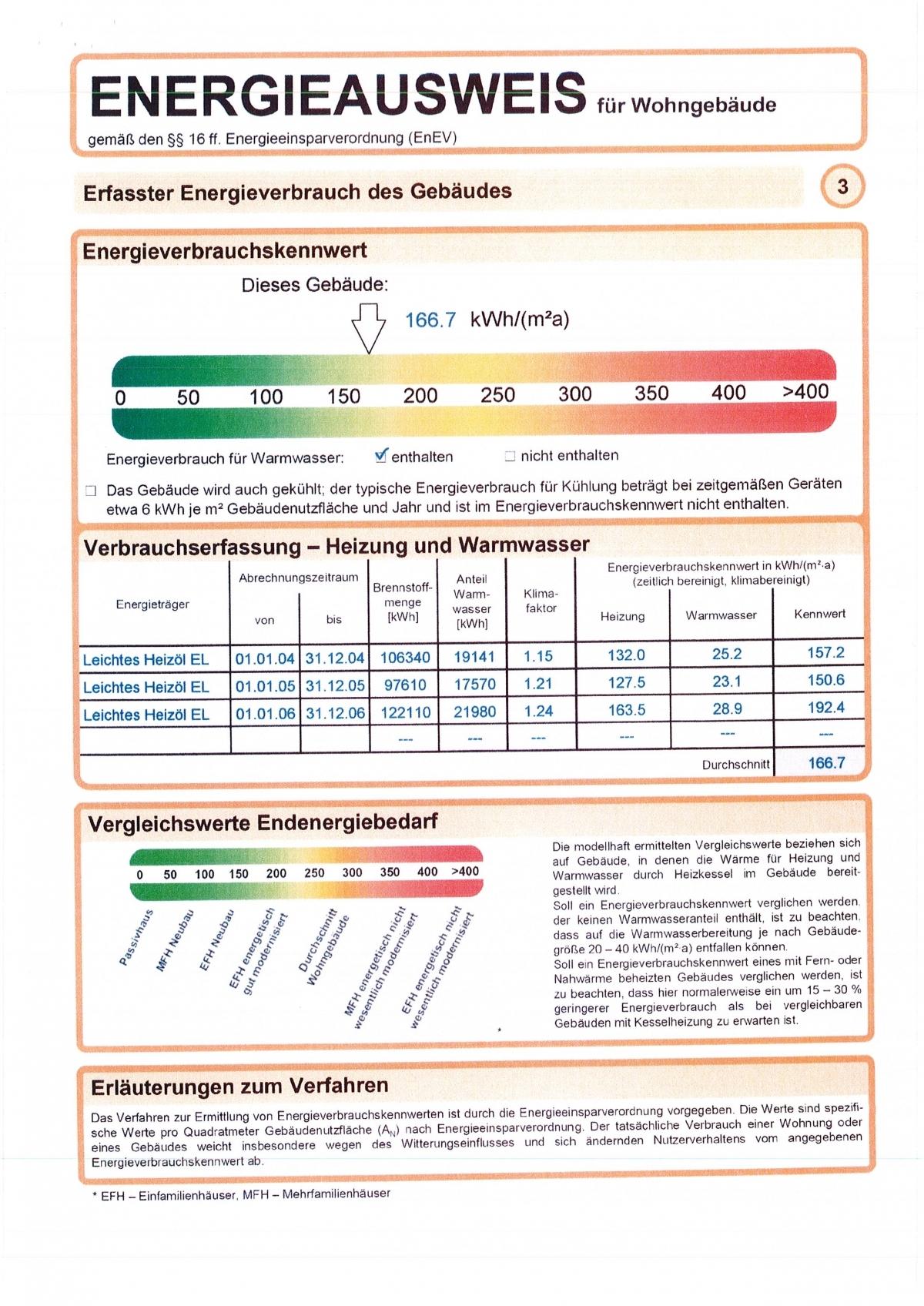 Energieausweis Seite 3