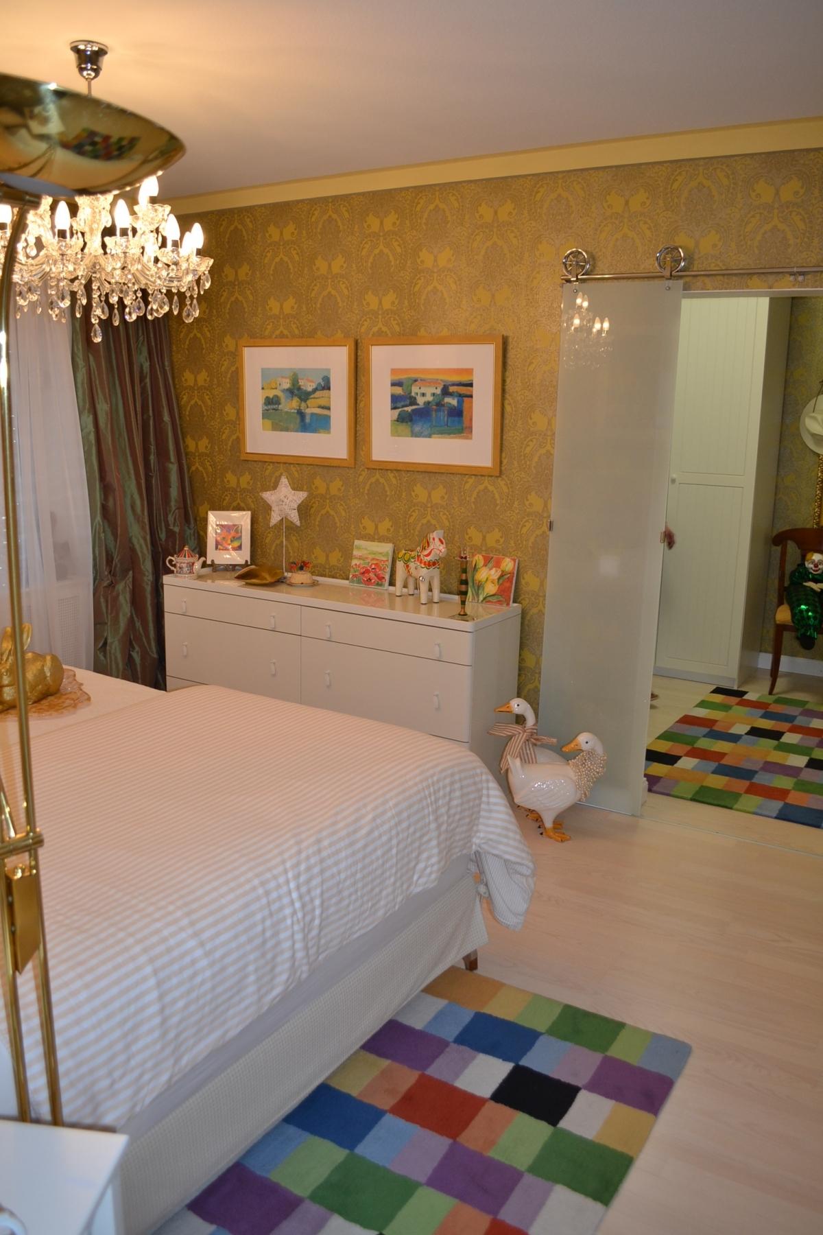 Schlafzimmer 1 mit Ankleide (3)