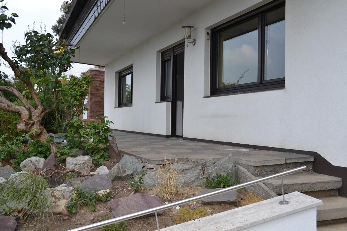 Terrasse Front