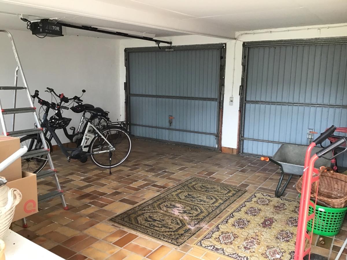 Garage innen