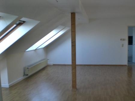 Wohnung DG rechts Wohnzimmer