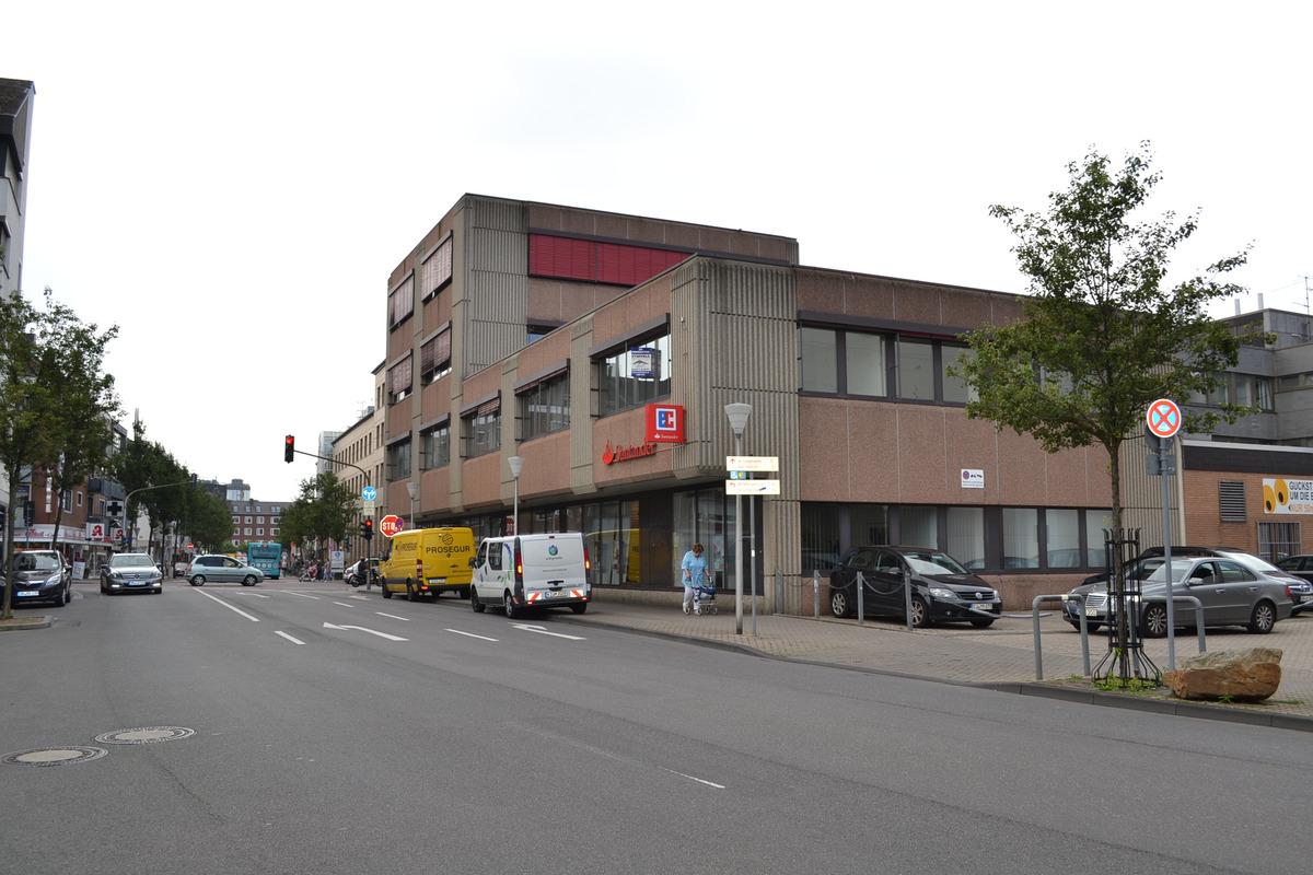 Straßenseite